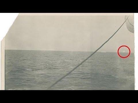 impresionante sobre el hundimiento titanic