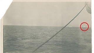 Impresionante video sobre el  hundimiento del titanic, Historia de Goodyear.