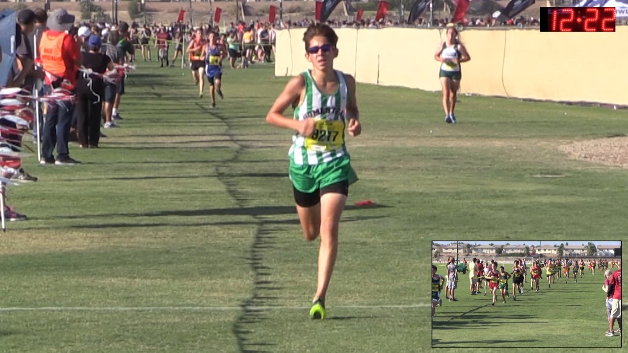 2016 XC Woodbridge 27 Frosh Boys Gold YouTube