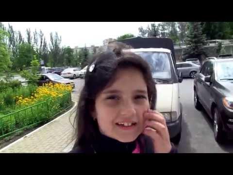 """Видео Клип """"Подружки"""" исполняет Уманская Дарья"""