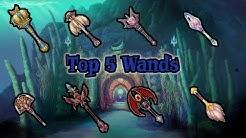 FLYFF - TOP 5 WAND SKINS