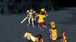 Suikoden 2 Boss Fight #7 Luca Blight