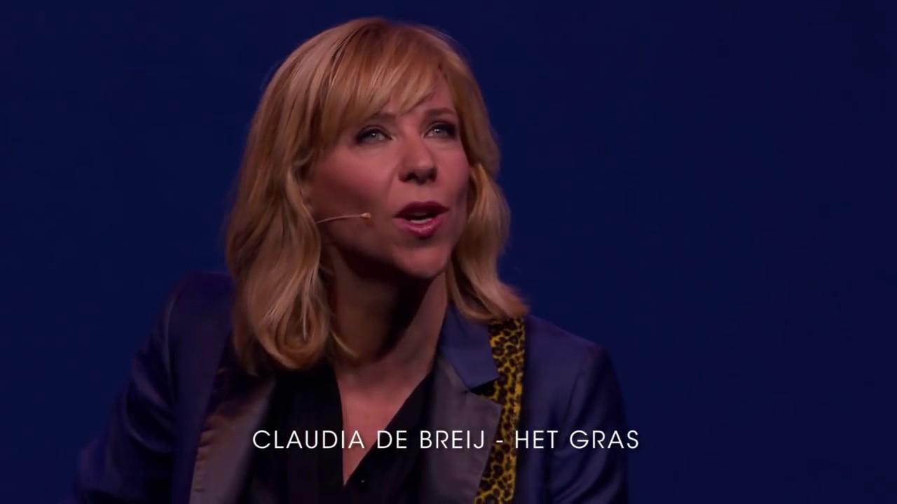 Claudia De Breij Het Gras Youtube