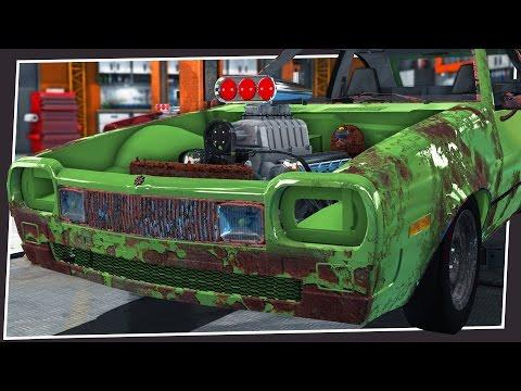 SUPERCHARGED V8 ENGINE SWAP DRAG BUILD (+GIVEAWAY!)
