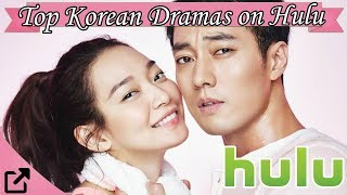Video Top Korean Dramas on Hulu 2018 download MP3, 3GP, MP4, WEBM, AVI, FLV April 2018