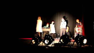 WEGO på Kulturhuset i Tønder - en fantastisk oplevelse - musik og dans