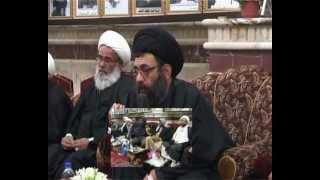 لقاء السيد فرقد القزويني مع جماعة احمد بن الحسن-ج2