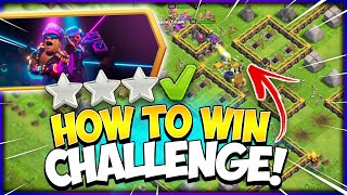 How to 3 Star Clashiversary Challenge (Clash of Clans)
