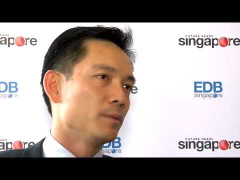 Digital Singapore: A secure environment