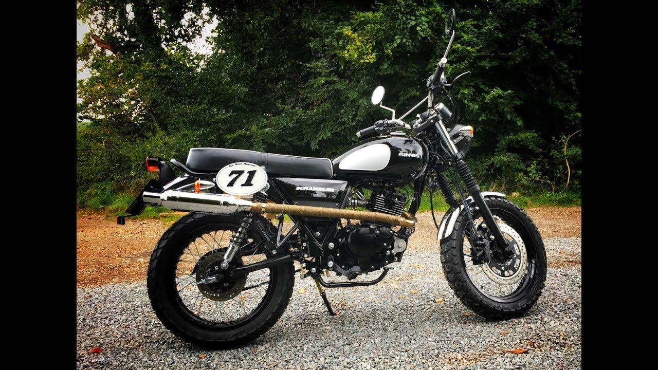 CSC SG250 San Gabriel! | Adventure Rider
