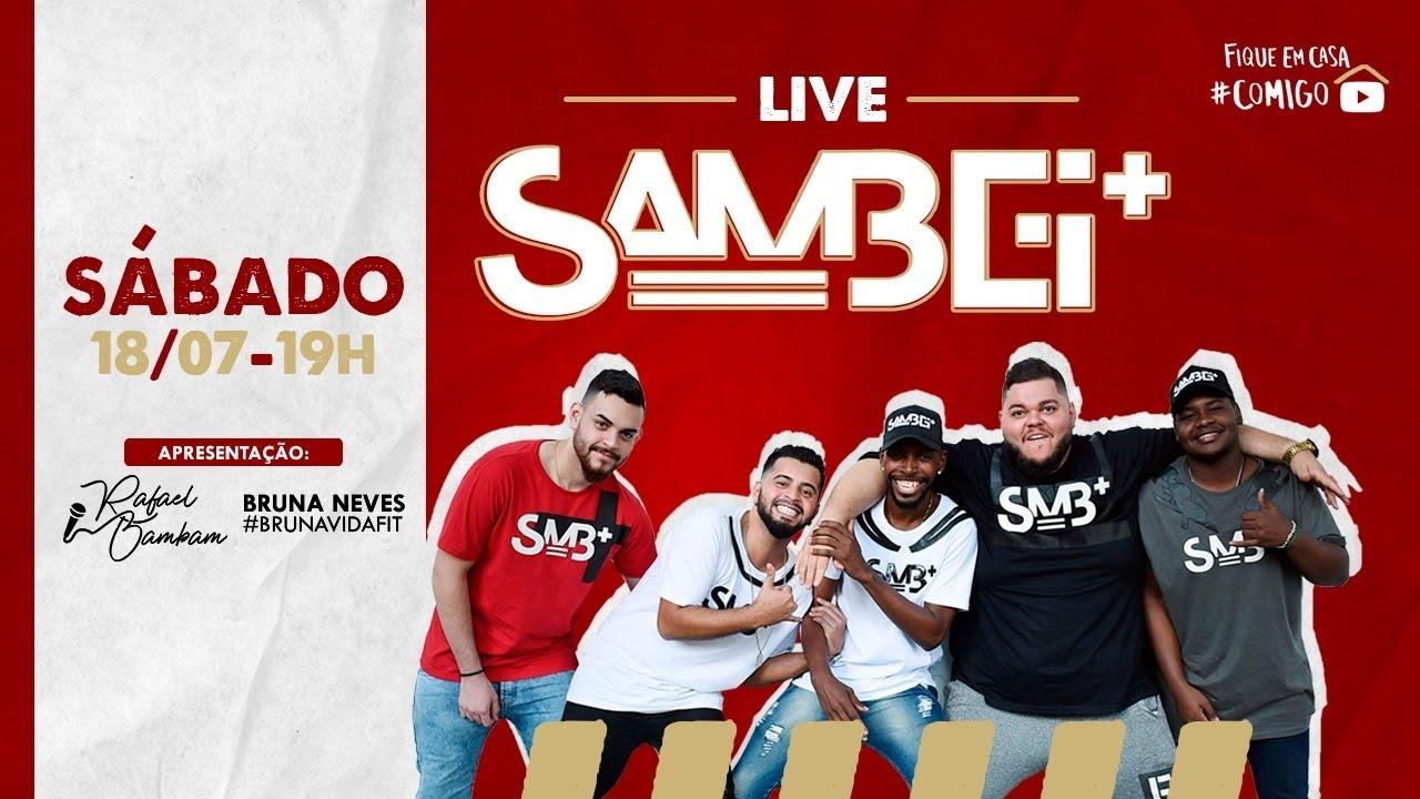 Live do Grupo Sambei+    #GRUPOSAMBEIMAIS