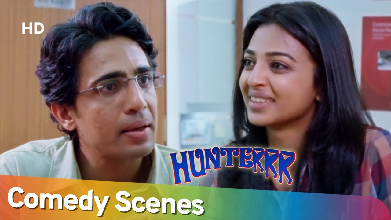Download Best Comedy Clips of Superhit Bollywood Movie Hunterrr- Sai Tamhankar- Gulshan Devaiah- Radhika Apte