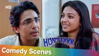 Best Comedy Clips of Superhit Bollywood Movie Hunterrr- Sai Tamhankar- Gulshan Devaiah- Radhika Apte