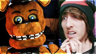 HELP ME.. FIVE NIGHTS AT FREDDY'S 2 | Security Breach Hype | Roblox Piggy Later?