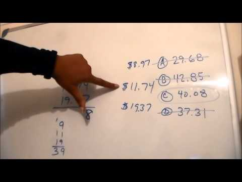 ASVAB WEEKLY - ARITHMETIC REASONING - YouTube