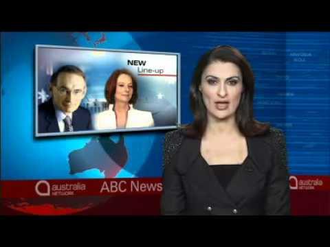 Australia's New Minister for Foreign Affairs, NSW Senator, Bob Carr