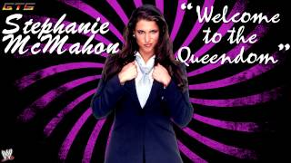 "2013: Stephanie McMahon - WWE Theme Song - ""Welcome to the Queendom"" [Download] [HD]"