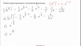 видео ГДЗ по алгебре 10-11 класс Алимов, Колягин