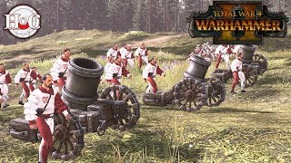 Karl and the Gryphites - Total War Warhammer 2 - Online Battle 107