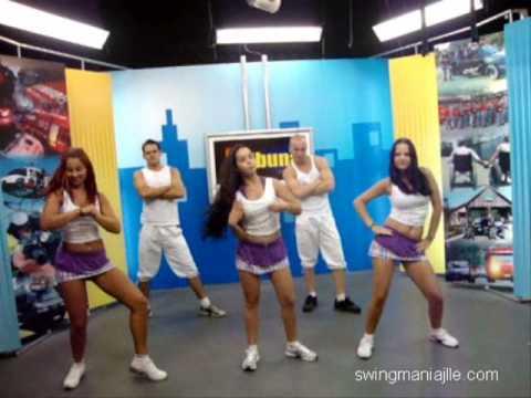 coreografia do rebolation