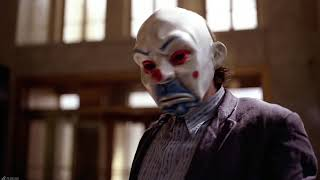 (Tamil) Joker Robbery Scene, Dark Knight Tamil Full HD