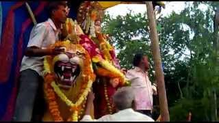 Durga Devi Visarjan,dutt chowk Yavatmal, Yavatmal Navratri- Must Watch!