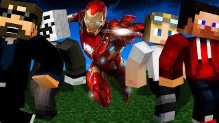 Minecraft: AVENGERS MURDER | MODDED MINI-GAME