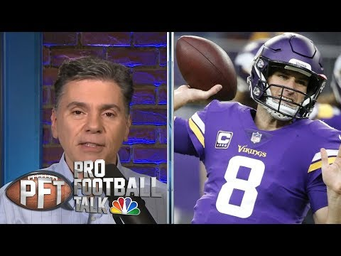 Vikings Blog - VIDEO: Mike Florio criticizes Kirk Cousins and the Minnesota Vikings