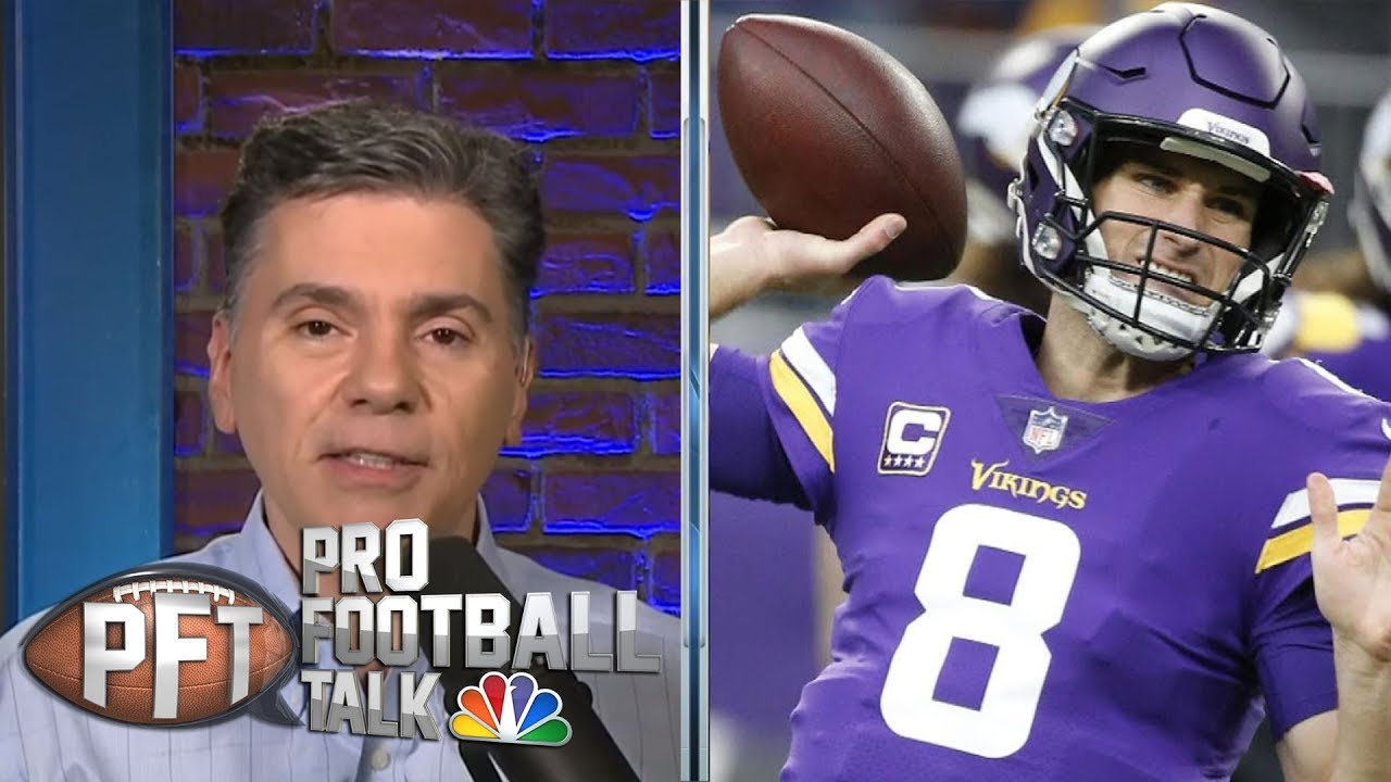 Minnesota Vikings paying the price for huge Kirk Cousins deal | Pro Football Talk | NBC Sports