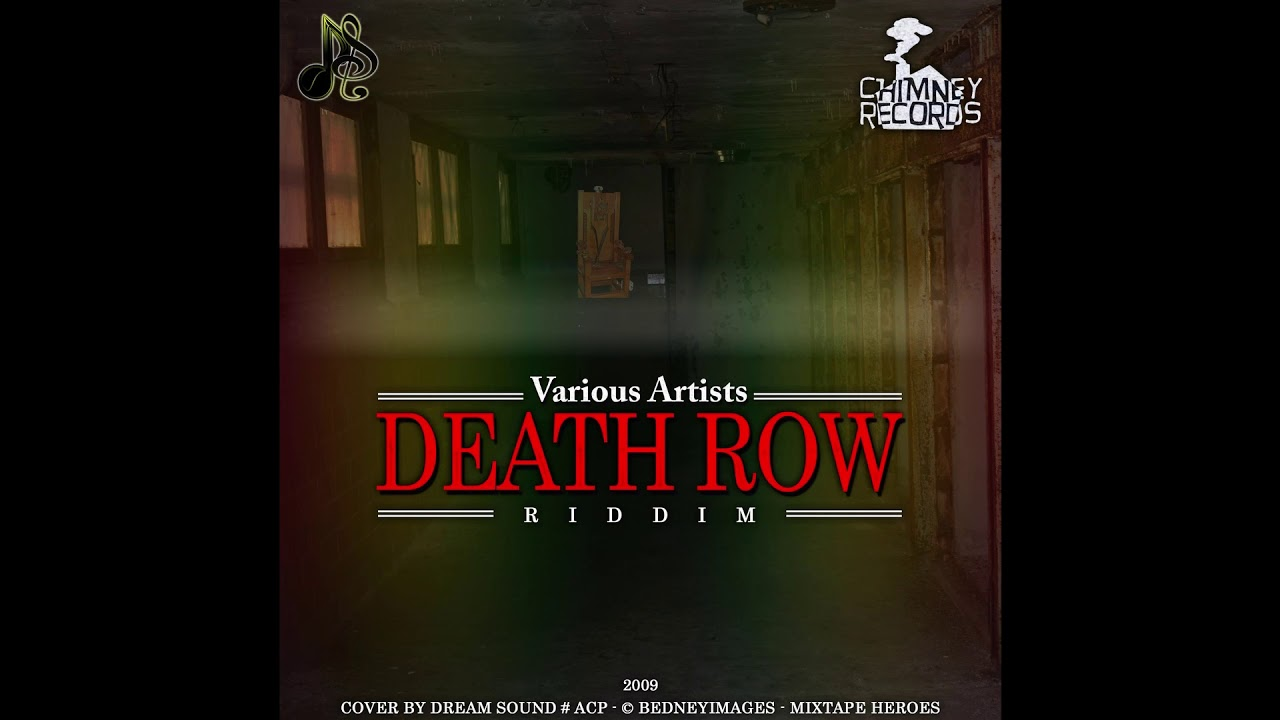 DEATH ROW RIDDIM INSTRUMENTAL (CHIMNEY RECORD)