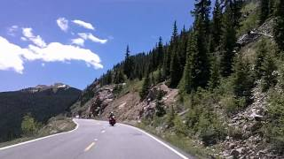 Independence Pass, Top of the Rockies Byway: 82 to Aspen