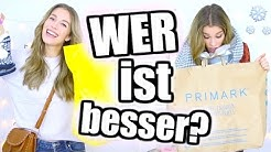 PRIMARK oder FOREVER21- WER WIRD GEWINNEN? Das Shopping-Battle! ♡ BarbieLovesLipsticks