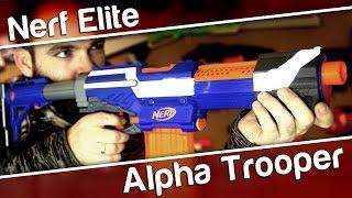 Die beste Nerf? Die Nerf Elite Alpha Trooper im Überblick