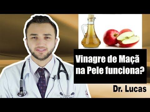 Vinagre De Maçã Na Pele Funciona? - Dr Lucas Fustinoni