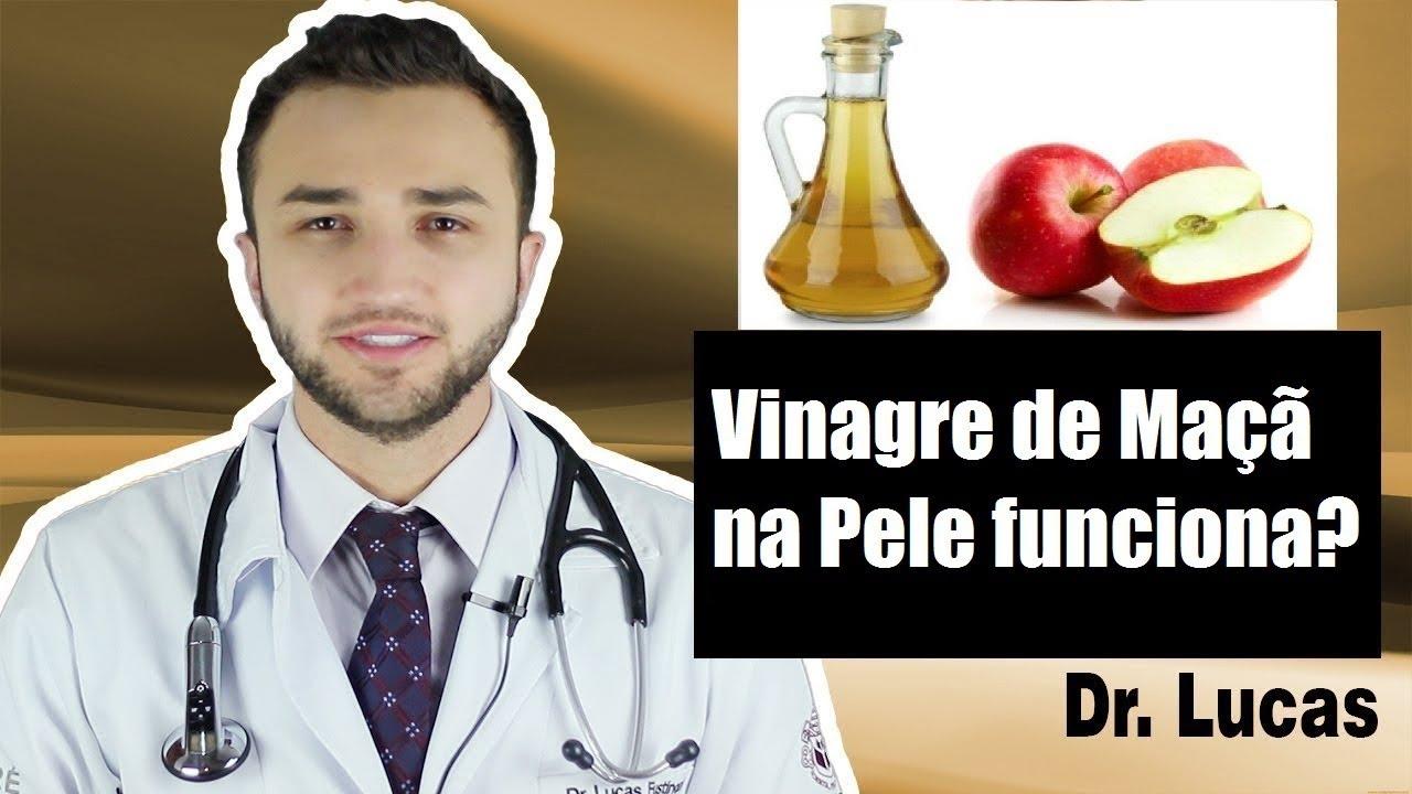 como tratar molusco contagioso com vinagre de maçã