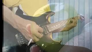Bahtera Cinta. Cipt. H. Rhoma Irama - Gitar cover (anang ibanez)