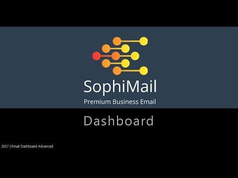 SophiMail DASHBOARD