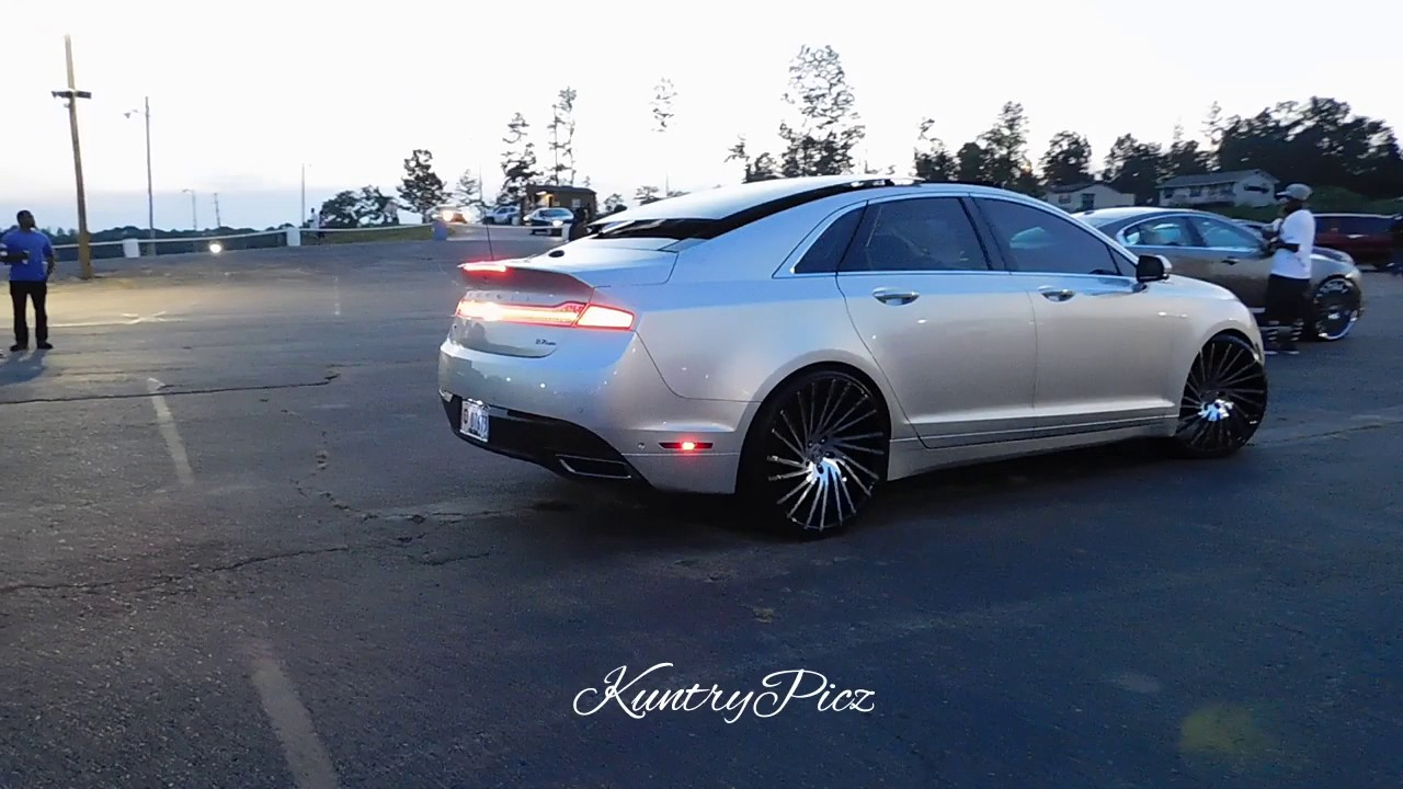 New Lincoln On Custom Rims Memphis Gbody Fest