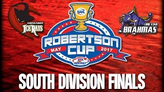 icerays rewind – game 1 south division finals – apr 28 2017