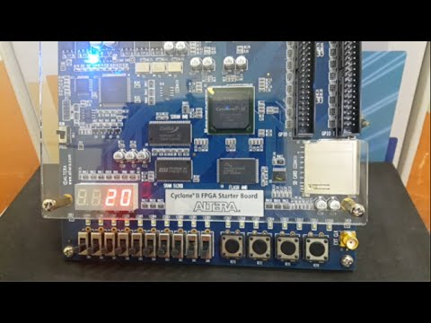 VHDL Tutorial 3: Intro Display 7 Segmentos
