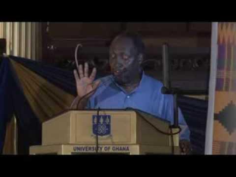 Prof. Ngugi Wa Thiong'O - Day 3 Keynote Speaker