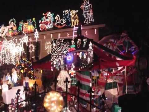 The Legendary Rombeiro Christmas House, Novato, CA