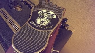 Snarling Dogs Bootzilla Fuzz Wah
