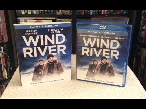 Download Wind River BLU RAY UNBOXING + Review