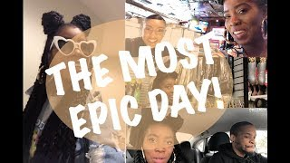 Day in the Life: An ordinary day turned EPIC!