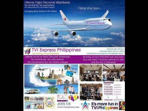 Travel Ventures International Tagalog Presentation 2016