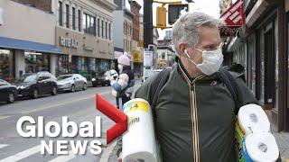 Coronavirus around the world: March 26, 2020