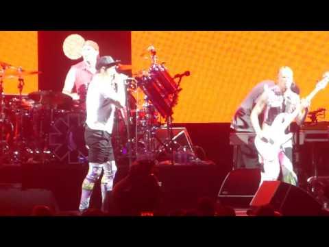 """""""Jam & Around the World"""" Red Hot Chili Peppers@Verizon Center Washington DC 4/12/17"""