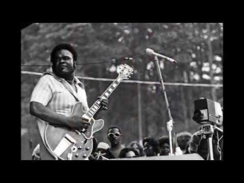 Freddie King ~ ''Big Legged Woman'' ( Live In Europe 1973 - 1974 )