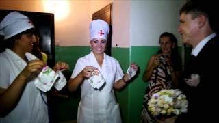Прикольный выкуп невесты на свадьбе в стиле ГИБДД  ГАИ!!!!